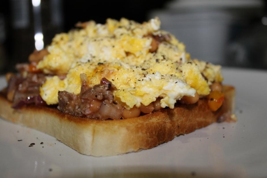 Breakfast: The OpenSandwhich
